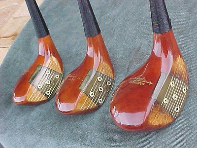 Persimmon Golf Clubs Timeless Classics Glen Of The Downs